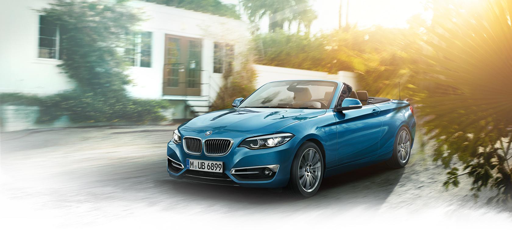 BMW 2 Series Convertible: Design