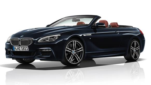 THE BMW 6 SERIES CONVERTIBLE AT A GLANCE