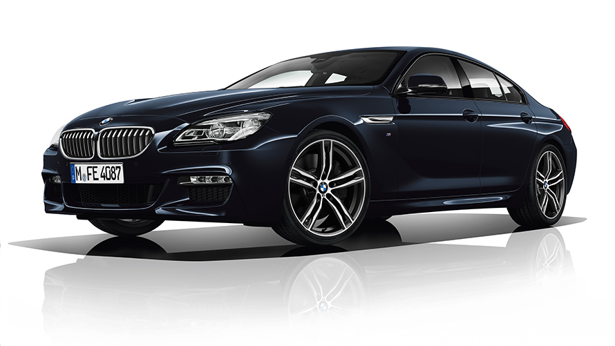 Bmw 6 Series Gran Coupe At A Glance