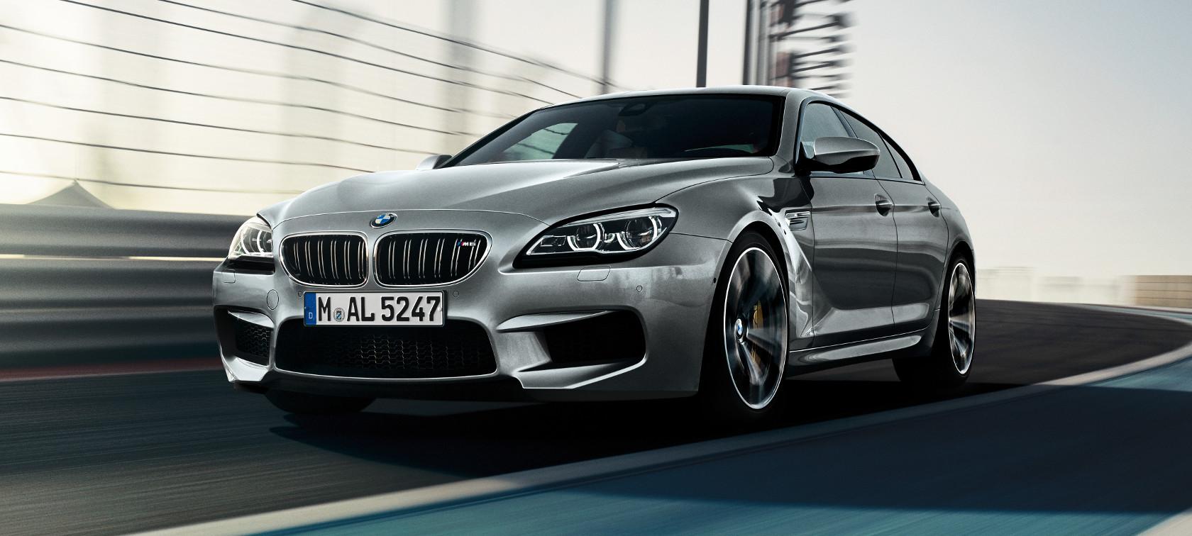 BMW M6 Gran Coupé : At a Glance