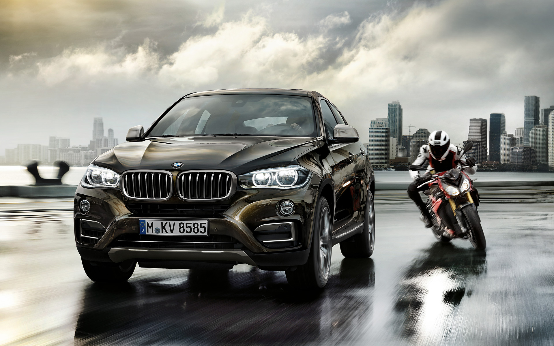 Bmw X6 Images Videos