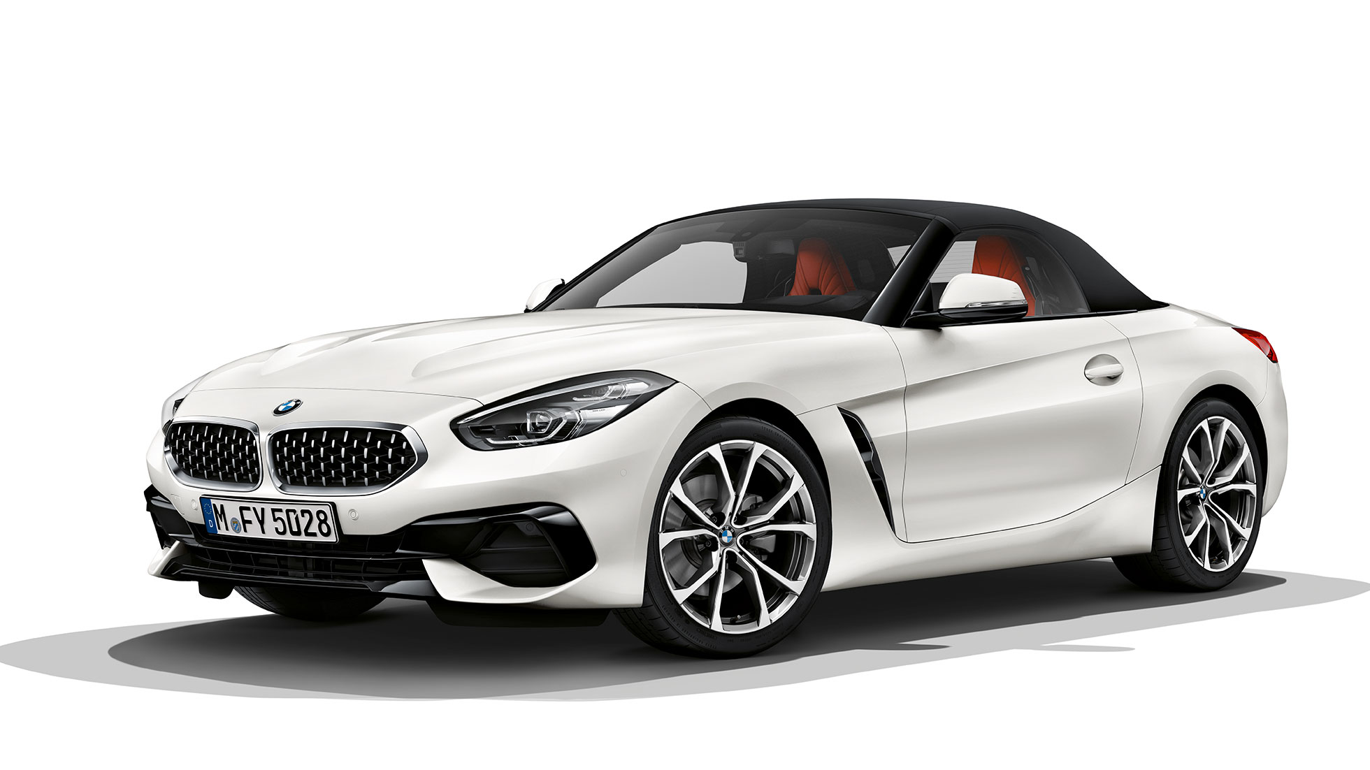 BMW Z4 Roadster: information and details