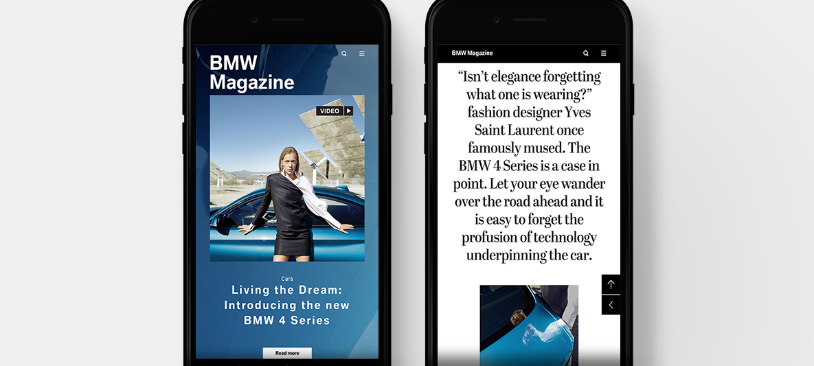 BMW Apps: Lifestyle & Gadgets