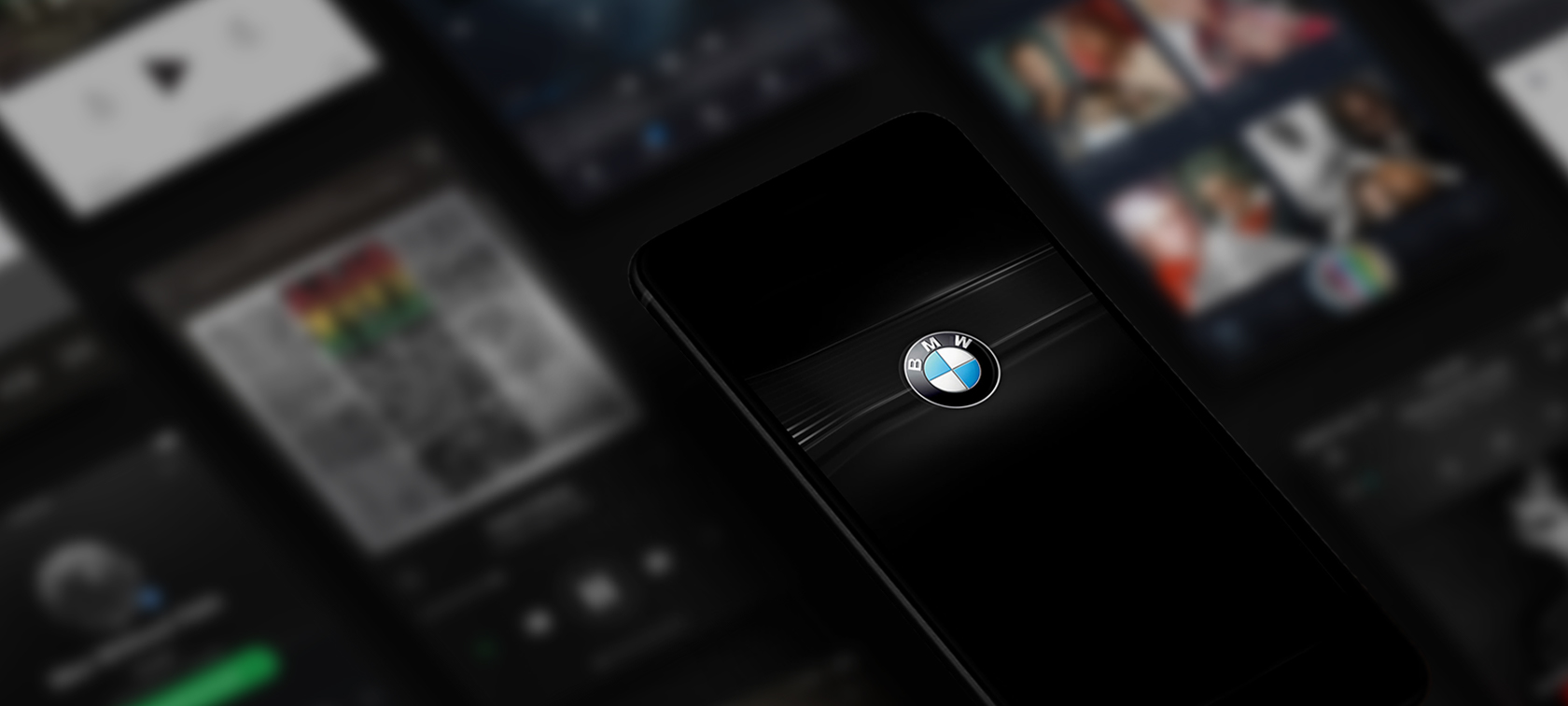 BMW Apps: Music & Entertainment